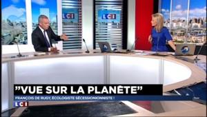 """EELV, """"une petite boutique présidentielle pour Duflot"""", affirme François de Rugy"""