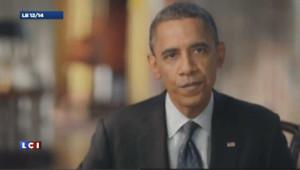 Elections USA 2012 : Obama demande aux électeurs de lire son programme
