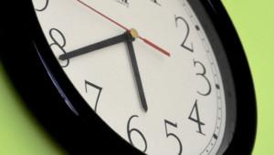 horaire-horloge-temps-heure. Image d'illustration.