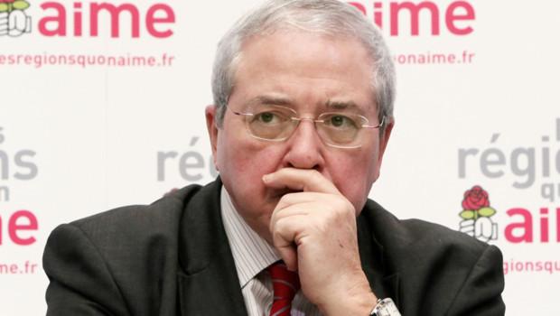 Jean-Paul Huchon PS Ile-de-France