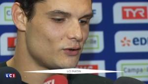 La réaction surprenante de Florent Manaudou, disqualifié du 100m nage libre pour Rio