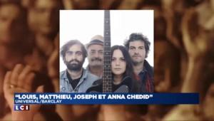 Les Chedid sortent leur album de famille : les images de l'enregistrement du titre F.O.R.T.