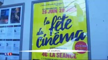 Ramzy Bedia, Élodie Bouchez, du beau monde pour le lancement de la fête du cinéma :