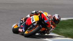 Stoner MotoGP Honda Indianapolis 2012