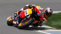 Stoner MotoGP Honda Indianapolis 2012