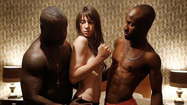 Charlotte Gainsbourg dans Nymphomaniac de Lars Von Trier