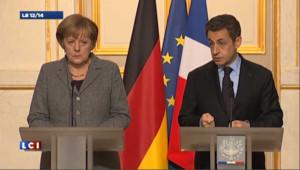 """Dette: Sarkozy appelle les Grecs """"à prendre leurs responsabilités"""""""