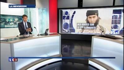 """Doute sur l'identité du 2e jihadiste : Dos Santos """"n'est pas présent sur cette vidéo"""""""