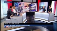 Edito d'Arlette Chabot : Le Front national aux portes du pouvoir?