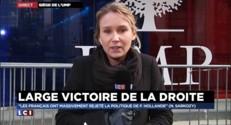 """""""L'UMP, premier parti d'alternance"""", pour Luc Chatel"""