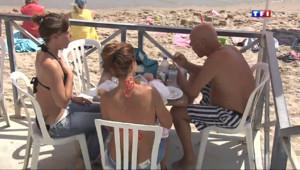 Le 13 heures du 20 août 2014 : C�d'Azur : le bilan touristique est mauvais - 1167.3164162902835