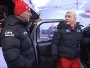 Le 20 heures du 24 janvier 2015 : 24H du sport féminin : Charlotte Dalmasso au Rallye de Monte-Carlos - 1331.679