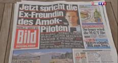 Le 20 heures du 28 mars 2015 : Crash de l'A320 : le profil psychologique du copilote Andreas Lubitz - 116.148