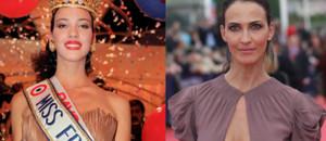 montage Linda Hardy miss France 1992 miss Pays de la Loire