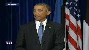 Première déclaration de Barack Obama sur la décapitaion du deuxième journaliste