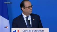 Budget 2015: la France a bien reçu une lettre de Bruxelles confirme Hollande