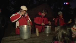 Dans les Pyrénées des passionnés perpétuent et rajeunissent les traditionnelles veillées de Noël