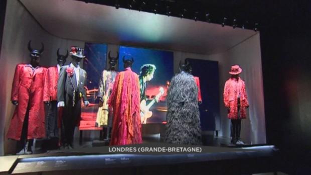 L'exposition gigantesque consacrée aux Rolling Stones à Londres.