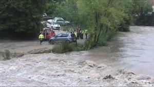 Le 13 heures du 17 septembre 2014 : Le sud de la France touch�ar les orages : crues dans l%u2019H�ult - 101.01541906738282