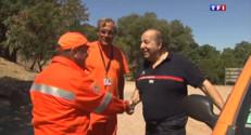 Le 13 heures du 30 juillet 2015 : Var : les bénévoles patrouillent pour lutter contre les incendies - 289
