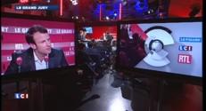 """Macron veut """"créer une grande profession de l'exécution de droit"""""""