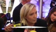 """Marine Le Pen sur Angela Merkel: """"Elle donne le signal clair que c'est elle qui décide dans l'UE"""""""