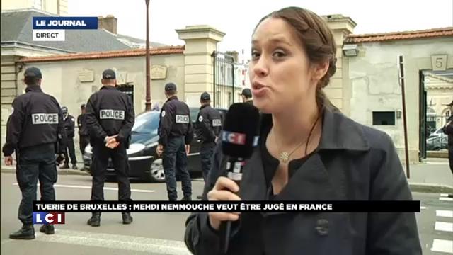 Mehdi Nemmouche reconduità la maison d'arr u00eat du Bois d'Arcy Vidéos MYTF1News # Bois D Arcy Maison D Arrêt