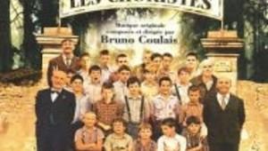 Visuel de la pochette de la bande originale du film Les Choristes
