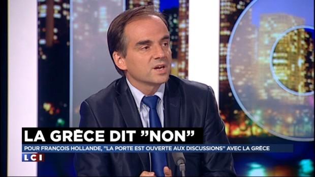 """Crise grecque : la moitié de la dette du pays """"pas légitime"""" ?"""