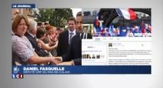 """Fasquelle : Nicolas Sarkozy """"agit avec un esprit de responsabilité"""""""