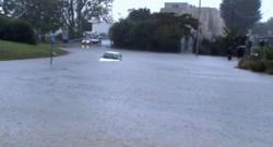 Inondations dans la région de Montpellier le 29 septembre 2014