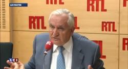 """Jean-Pierre Raffarin : """"Ce dernier gouvernement, c'est la dernière étape avant le KO"""""""