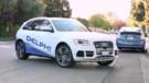 La voiture autonome par l'équipementier Delphi en 2014