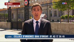 Le 13 heures du 27 juin 2015 : Attentat en Tunisie : « des ressortissants français peut-être dans les victimes » - 571