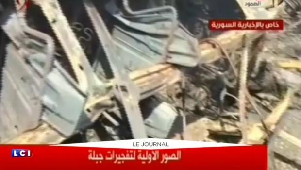 Syrie: Daech revendique des attentats dans des bastions du régime, au moins 121 morts
