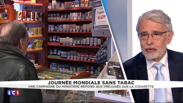 """Tabac : """"Le modèle de santé publique atteint des limites, il faut envisager de le remettre en question"""""""