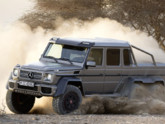 Mercedes G 63 AMG 6x6 2013