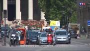 A Paris, 50 conducteurs de vieilles voitures déposent un recours contre la circulation limitée