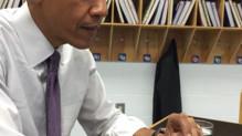 Barack Obama, le 1/6/15