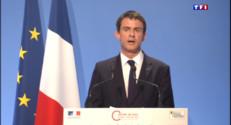 """Le 20 heures du 4 mai 2015 : Manuel Valls : """"Un discours rance"""" - 528.025"""