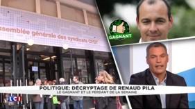"""""""Les gagnants, les perdants"""" de Renaud Pila"""