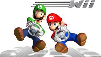 """Luigi, Mario, et leurs """"wolants"""""""