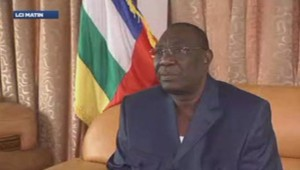 michel djotodia président centrafrique 09/01/2014