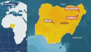 Une soixantaine de jeunes filles ont été enlevées dans le nord-est du Nigeria, la semaine du 16 juin 2014.