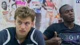 Lemaitre face à Bolt et Blake