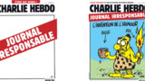 EXCLU Caricatures de Mahomet : Charlie Hebdo propose deux Une