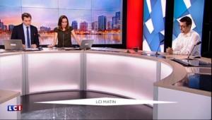 Alexis Bachelay, député des Hauts-de-Seine fait sa revue de presse politique