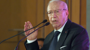 Béji Caïd Essebsi, le 15/12/14