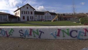 """""""C'est un procédé irresponsable (...) on ne prend pas les enfants en otage de cette manière"""", a fustigé le directeur de l'école Saint Vincent à Ustaritz."""