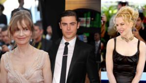 Isabelle Huppert Zac Efron Nicole Kidman